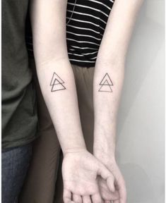 Siblings tattoo