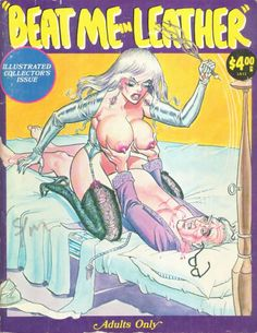 Beat Me In Leather by Bill Ward