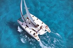 Nautitech 40 charter ✓ Live a unique sailing holiday experience hiring a Nautitech 40 in your preferred destination ✓ Book now with ABoatTime. Sailing Catamaran, Sailing Holidays, Boat Rental, Most Beautiful Pictures, Travel, Yachts, Ships, Ship, Majorca