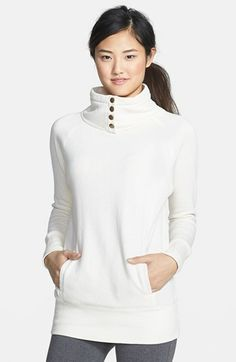 Alo 'Canyon' Stand Collar Pullover available at #Nordstrom