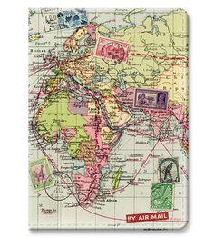 Обложка для паспорта Travel Range