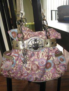 Kathy Van Zeeland purse   eBay