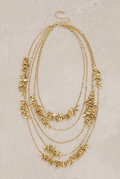 Layered Neroli Necklace
