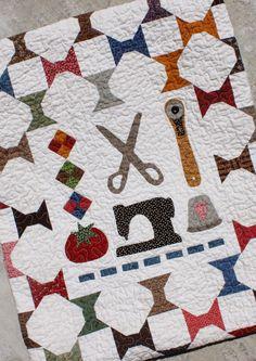 Temecula Quilt Company: Summer Spools