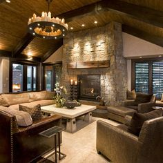 Log Home Interior Photos Design, Pictures, Remodel, Decor and Ideas - page 23