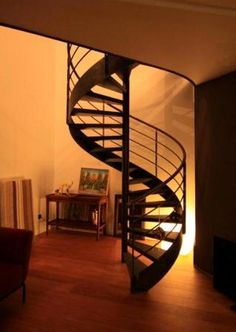 escalier helicoidal bordeaux
