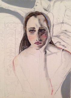 #Art #painting  #French inspired   Art