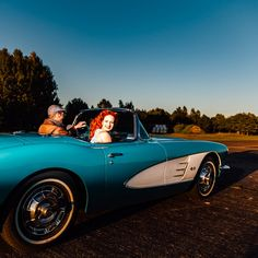 the 50's – The Chevrolet Corvette C1 (1960) Project   Fotostudio Gifhorn