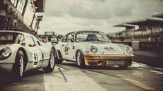 Laurent Nivalle: Porsche 911 Le Mans Classic 2012