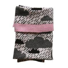 Donna Wilson Wolken Decke klein - rosa