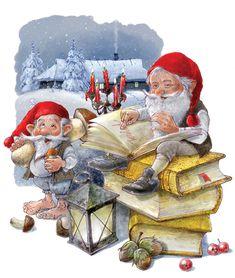 ˇˇEesti jõulumuinasjutte - kuu ja tähed säravad - kunstnik Priit Rea
