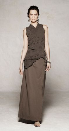 Love her clothes. First discovered her in Amsterdam. Sarah Pacini :: Summer Collection 2012