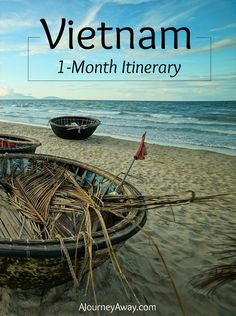 The best of Vietnam: 1-Month Itinerary | A Journey Away travel blog