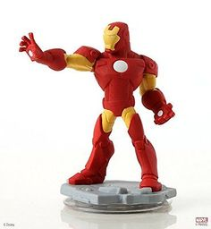 Disney INFINITY: Marvel Super Heroes 2.0 Edition Iron Man Figure - No Retail - http://hobbies-toys.goshoppins.com/action-figures/disney-infinity-marvel-super-heroes-2-0-edition-iron-man-figure-no-retail/