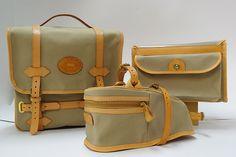 Guu-Watanabe Japanese hand-made bags and panniers.