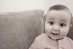 Bebês são pequenos comediantes