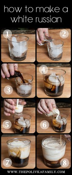 How to make a real food White Russian {+eBook GIVEAWAY!!} $18
