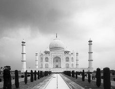 019 Taj Mahal (Agra - India)