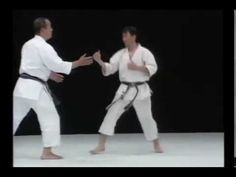 Best Karate by Ryuji Sugita. Kumite practices - YouTube