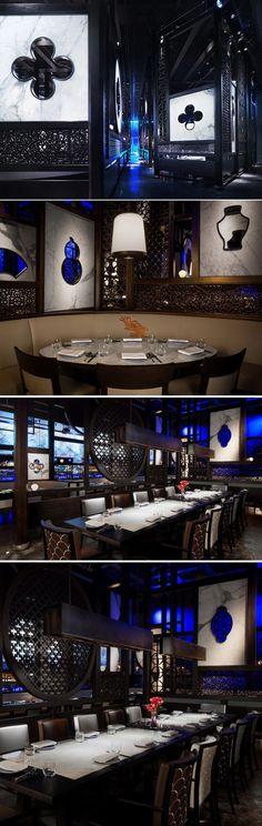 Hakkasan Las Vegas Restaurant and Nightclub_Gilles et Boissier: