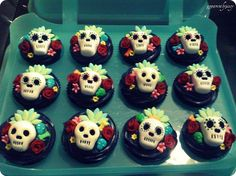 day of the dead cake - Google Search