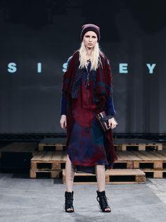 Sisley 2017 catalogo abbigliamento