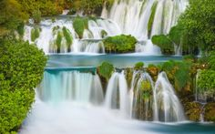 Croatia - Waterfall- Krka National Park