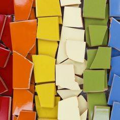 Broken Tile for Mosaics Tile Art, Mosaic Tiles, Pebble Mosaic, Mirror Mosaic, Glass Tiles, Mosaic Wall, Mosaic Glass, Stained Glass, Mosaic Crafts