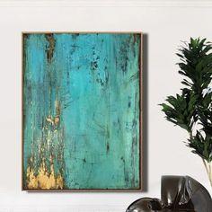 Green paintings – Trend Gallery Art | Original Abstract Paintings Art Mural Floral, Abstract Wall Art, Canvas Wall Art, Abstract Paintings, Painting Clouds, Blue Painting, Large Framed Wall Art, Large Artwork, Art Pop