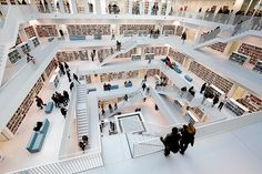Stuttgart Stadtbibliothek