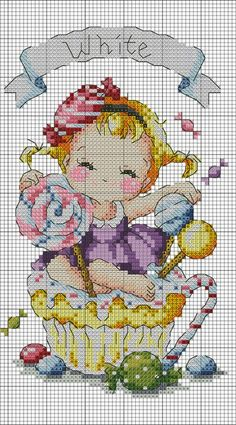 Hand Embroidery Patterns Free, Christmas Embroidery Patterns, Hand Embroidery Stitches, Cross Stitch Embroidery, Cross Stitch For Kids, Cross Stitch Rose, Cross Stitch Designs, Cross Stitch Patterns, Stitch Doll