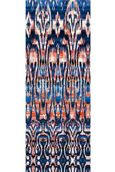 Kamuka K Grip Yoga Mat in Hypnosis
