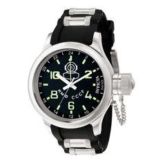 Invicta Men's 7238 Russian Diver Quartz Gmt Dial Watch