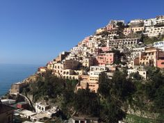 Beautiful Positano! Love.