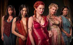 A beautiful cast of women