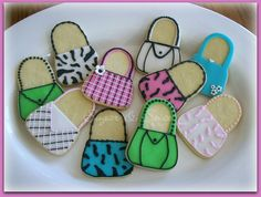 more fashion cookies