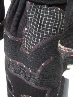 detail from a Koos garment