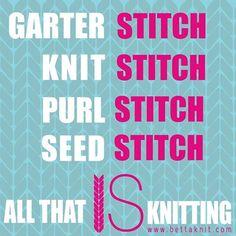 BettaKnit: all that is knitting!