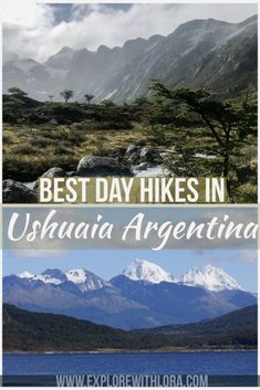 I came to Ushuaia to see penguins but stayed for the hiking. Discover the most beautiful hiking trails there are in Ushuaia, Argentina. Backpacking South America, Backpacking Asia, South America Travel, Ushuaia, Bolivia, Chile, Types Of Penguins, Patagonia Hiking, Argentina Culture