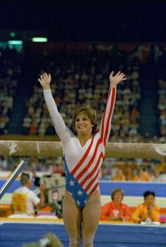 Before Simone Biles dominated gymnastics at the Rio Olympics, Mary Lou Retton was regarded as the greatest American female gymnast. Read the latest story in the Chronicle's 115 Years series.