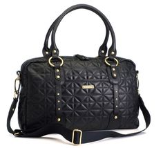 8 Stylish Diaper Bags for the Fashionista Mama
