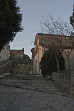 Il complesso conventuale di San Francesco, Fiesole (Toscana, Italy) - by Silvana, marzo 2014