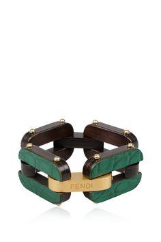 Fendi chunky bracelet <3
