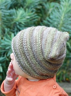 A simple Hat that babies and parents alike will love!