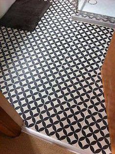 Tons of Tiles. Hall Tiles, Tiled Hallway, Guest Toilet, Downstairs Toilet, House Of Hackney Wallpaper, Victorian Bathroom, Bathroom Floor Tiles, Small Living Rooms, Victorian Homes