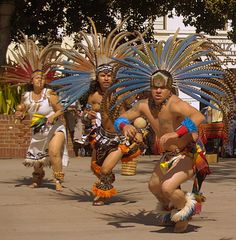 Danza Mexica Iztac Cuauhtli by xicana_momma, via Flickr