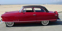 1954 Nash Convertible Landau