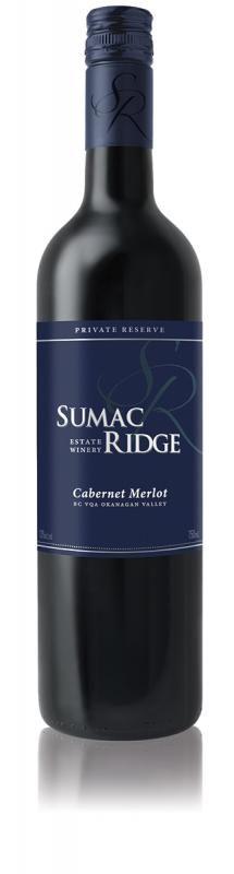 Sumac ridge - Okanagan Valley 12,29$ Cabernet merlot