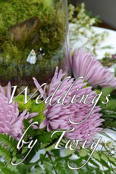 Weddings | twigterrariums