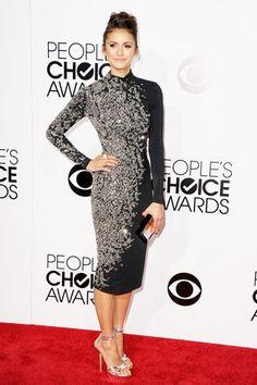 Nina Dobrev los People's Choice Awards 2014